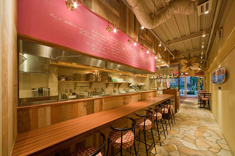 Bar restaulant design