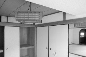 箕面のマンション リノベーション ビフォー