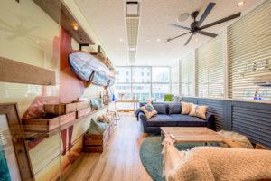 西海岸 オフィスデザイン 設計事例