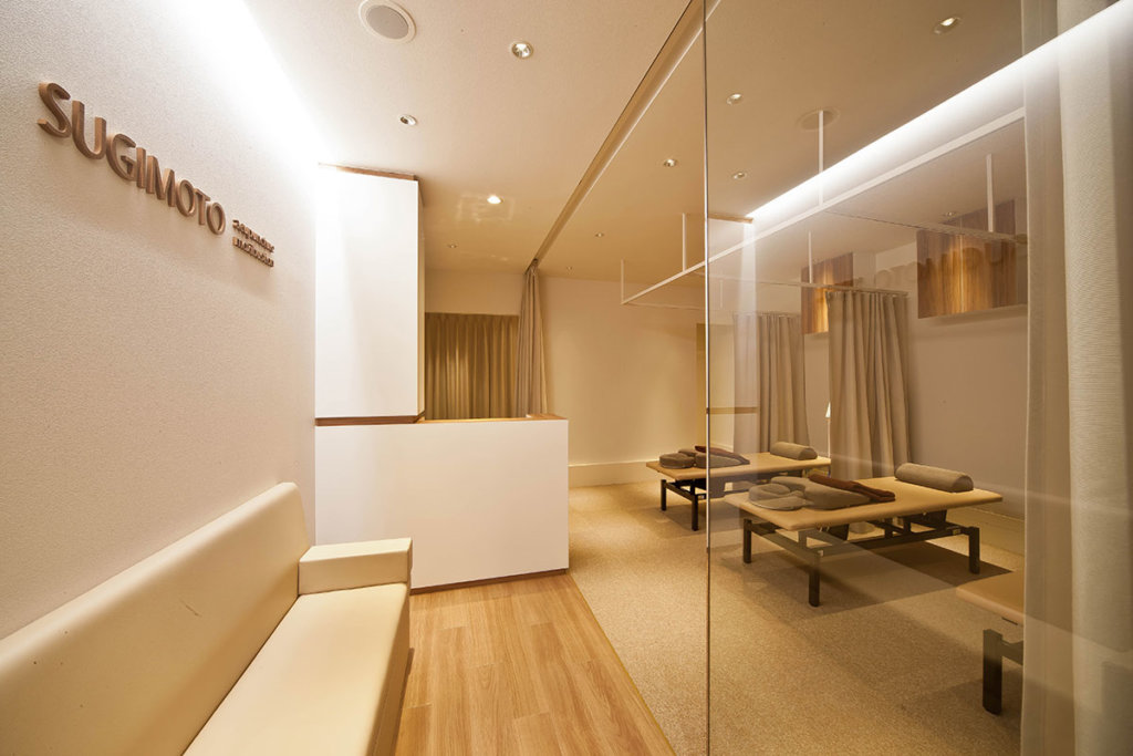Osteopathy Clinic design