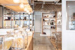 カドモリビルの店舗設計・デザイン